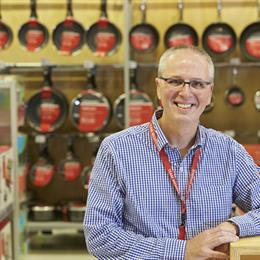 Ian Bailey, Managing Director, Kmart