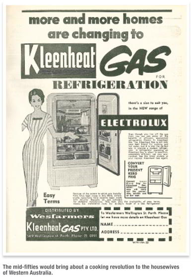 Formation of Kleenheat Gas